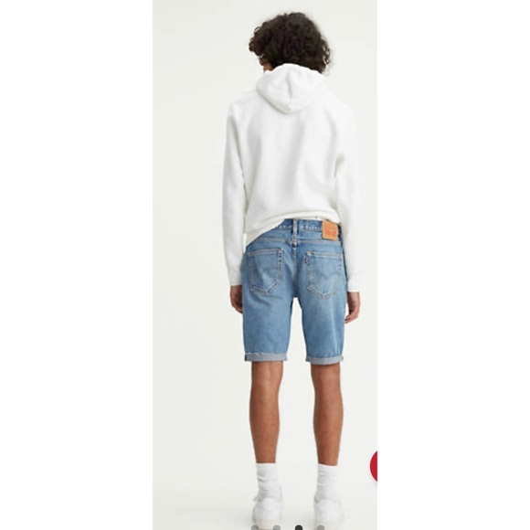 Levi's 511 Slim Cut-off Shorts (w/Flaw)